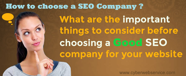 How to choose an SEO Toronto Company